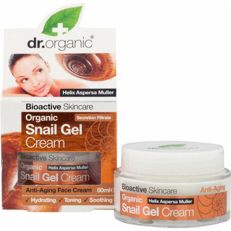 Dr. Organic Bioaktív csigagél arckrém, 50ml