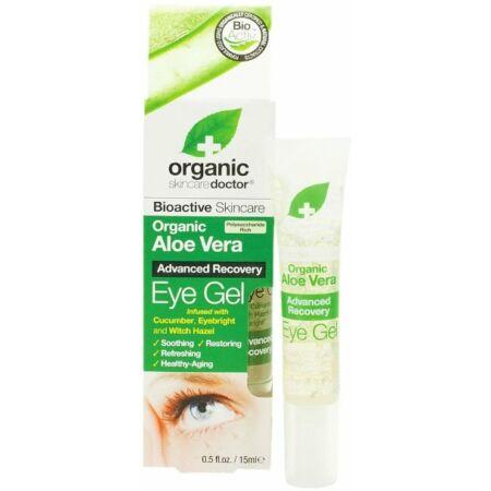 Dr Organic Bio Aloe Vera szemkörnyék ápoló gél