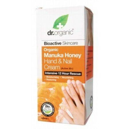 Dr Organic Bio Manuka mézes kéz- és körömápoló