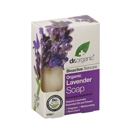 Dr Organic Bio Levendula szappan