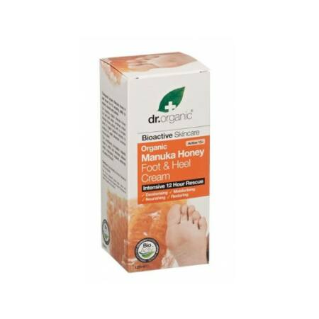 Dr Organic Bio Manuka mézes láb- és sarokápoló