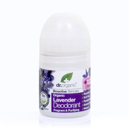 Dr Organic Bio Levendula golyós dezodor