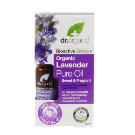 Dr Organic Bio Levendula olaj