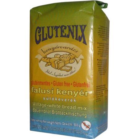 Glutenix Gluténmentes falusi fehérkenyér sütőkeverék 500g