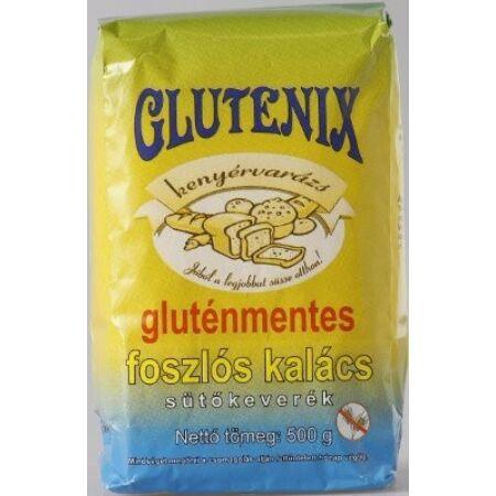 Glutenix Gluténmentes Foszlós kalács sütőkeverék 500g