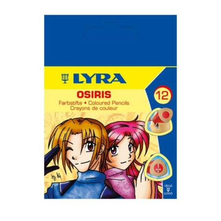 LYRA Osiris vékony 12 színű, 24 színű