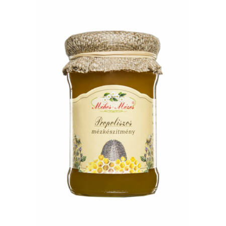 Méhes-Mézes propoliszos mézkészítmény