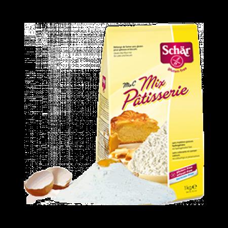 Schar Mix C gluténmentes lisztkeverék süteményekhez és kekszekhez, 1000g