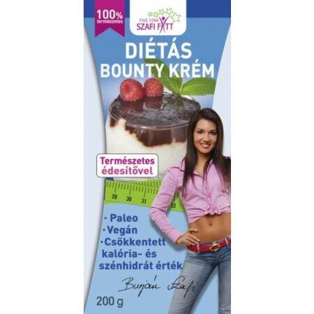 Bounty krém / Szafi Fitt