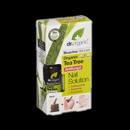 Dr Organic Bio Teafa körömecsetelő 10ml