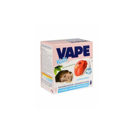 Vape Kids elektromos szúnyogriasztó folyékony készülék 480 órás