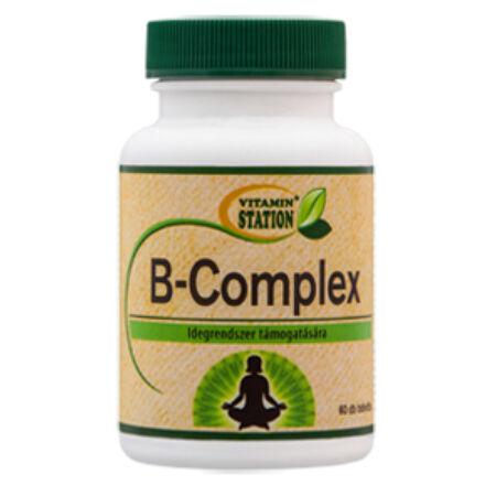 Vitamin Station B-Complex 60 db