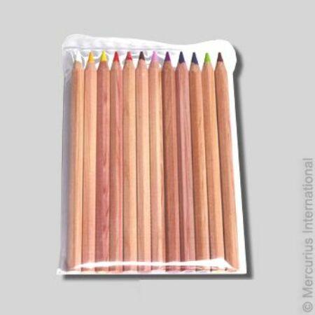 Mercurius Yorik 12 színű ceruza 6 szögletű