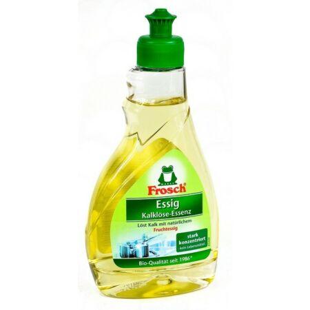 Frosch ecetes vízkőoldó koncentrátum háztartási gépekhez 300 ml