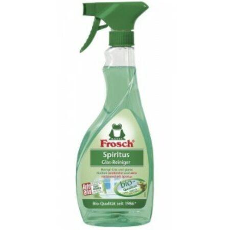 Frosch ablaktisztító spray spiritusszal; 500 ml