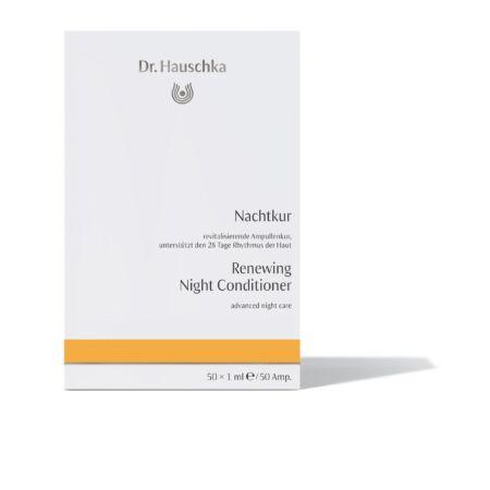 Dr Hauschka Ampullakúra - Éjszakai Normalizáló ampullakúra