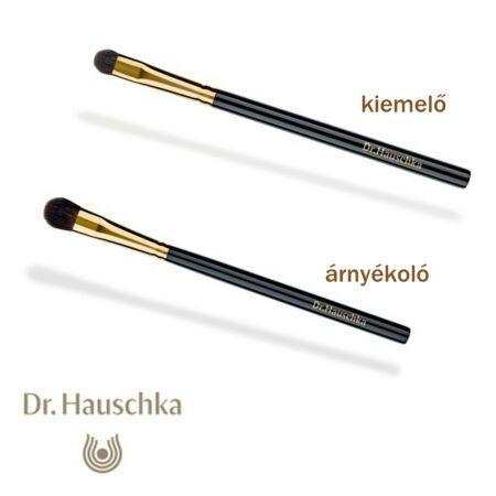 Dr. Hauschka szemhéjpúder ecsetek