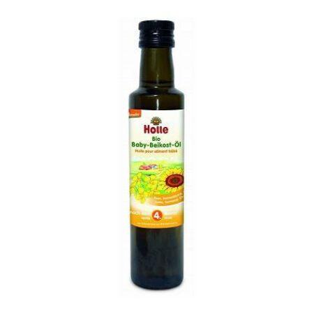 Holle étkezési bio babaolaj , 250 ml