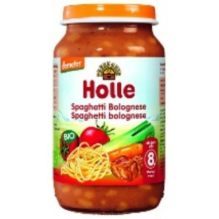 Holle BIO Junior bolognai spagetti babaétel - 220 g