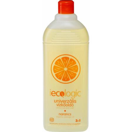 iecologic 3in1 univerzális vízkőoldó konc. organikus narancsolaj