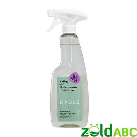 CYCLE Általános felülettisztító levendula illattal, 500ml