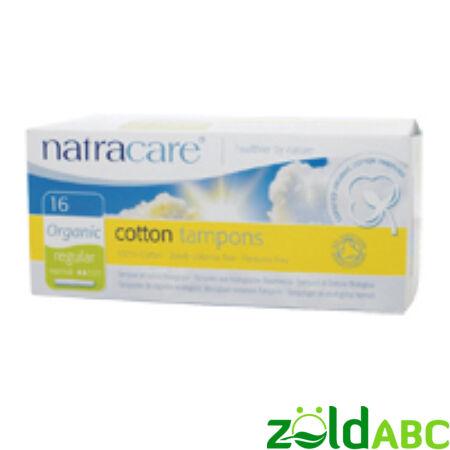 Natracare regular tampon aplikátorral - 16db