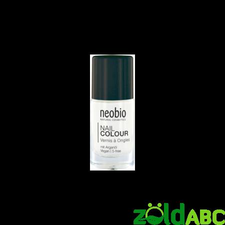 """Neobio Körömlakk No. 07 """"French Nail"""", 8 ml-KISÖPRÉS!"""