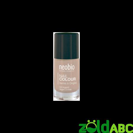 """Neobio Körömlakk No. 10 """"Perfect Nude"""", 8 ml"""