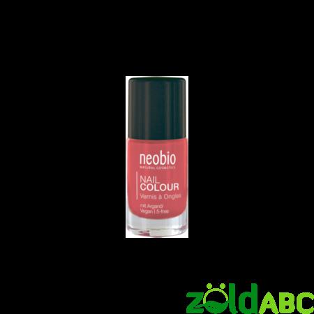 "Neobio Körömlakk No. 03 ""Wonderful Coral"", 8 ml"