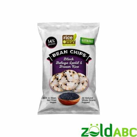 Rice Up! proteines chips, többféle, 60g