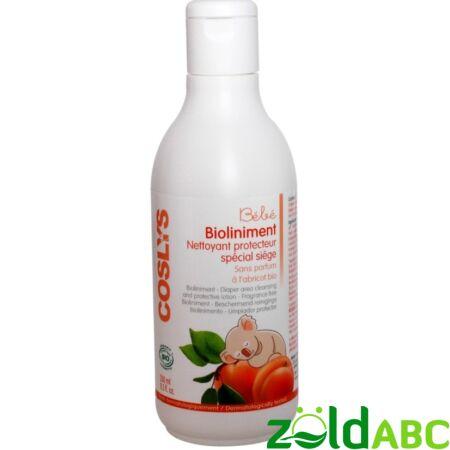 Coslys bio babapopsi tisztító és védő krém 250ml