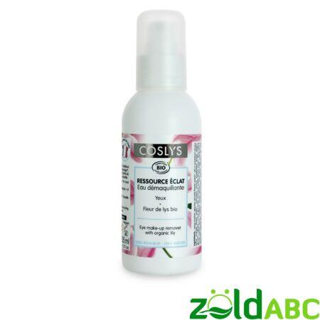 Coslys bio, vízálló szemfesték-lemosó 125ml