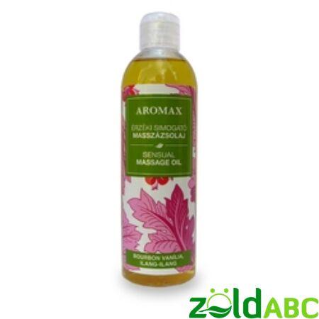 Aromax Érzéki simogató masszázsolaj, 250 ml