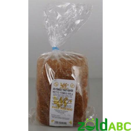 ATA Élesztő mentes tönköly kenyér, 500g