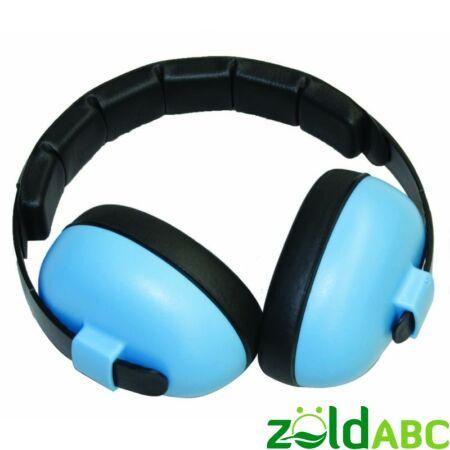Banz Mini baba hallásvédő fülvédő 3 hónapostól-2 éves korig, Kék