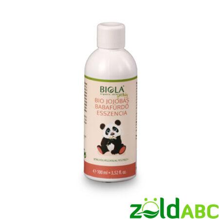 Biola Bio jojobás babafürdő esszencia, 100ml