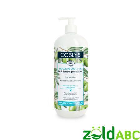 Coslys bio tusfürdő olivával  1L, pumpás