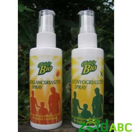 GalaktívBio szúnyog vagy kullancsriasztó spray