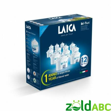 LAICA Bi-flux vízszűrőbetét 12 db
