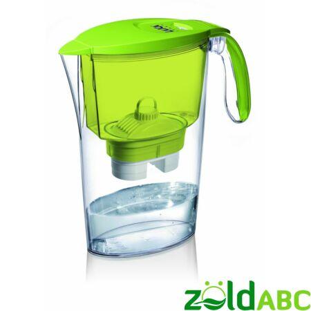 LAICA Clear Line vízszűrő kancsó, különböző színekben, 1db szűrőbetéttel