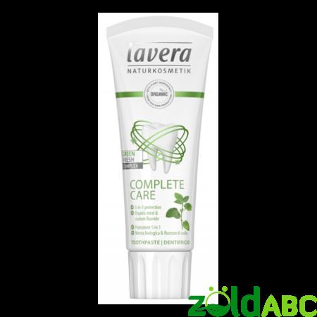 Lavera Complete Care fogkrém mentol, 75ml
