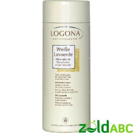Logona Lavaerde ásványi agyagpor a haj és bőr ápolására -  300gr