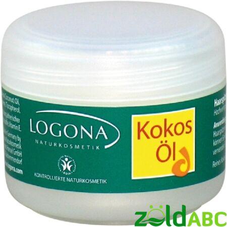 Logona Kókuszolaj-hajvégekre 45ml