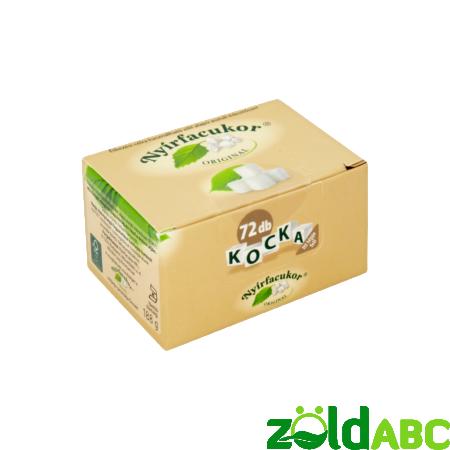 Nyírfacukor kocka, 188g