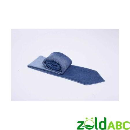 Old Blue Nyakkendő, újrahasznosított farmerből