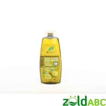 Dr. Organic Oliva Tusfürdő, 250 ml