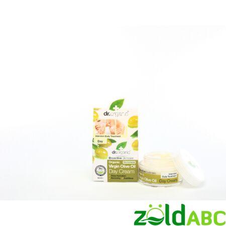 Dr. Organic Bio Oliva Nappali krém , 50 ml