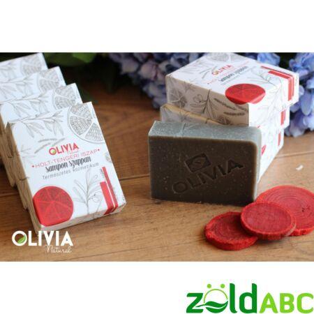 OLIVIA Natural sampon szappan, Holt-tengeri iszap 90g
