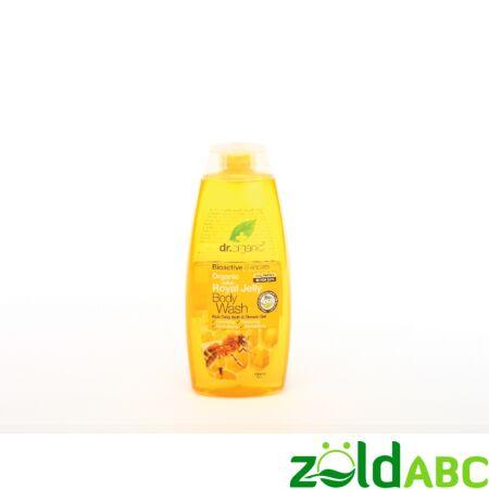 Dr Organic Méhpempő Tusfürdő 250 ml