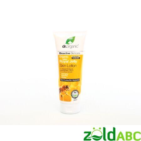 Dr Organic Méhpempő Testápoló 200 ml